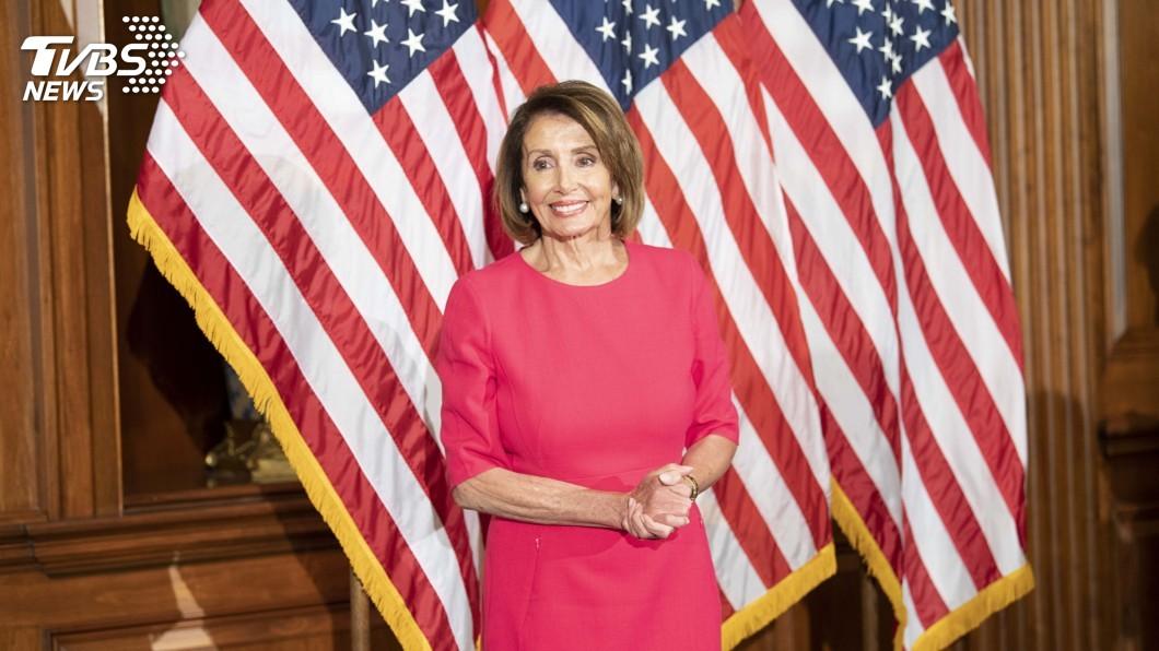 圖/達志影像路透社 裴洛西東山再起 二度當選美國眾議院議長