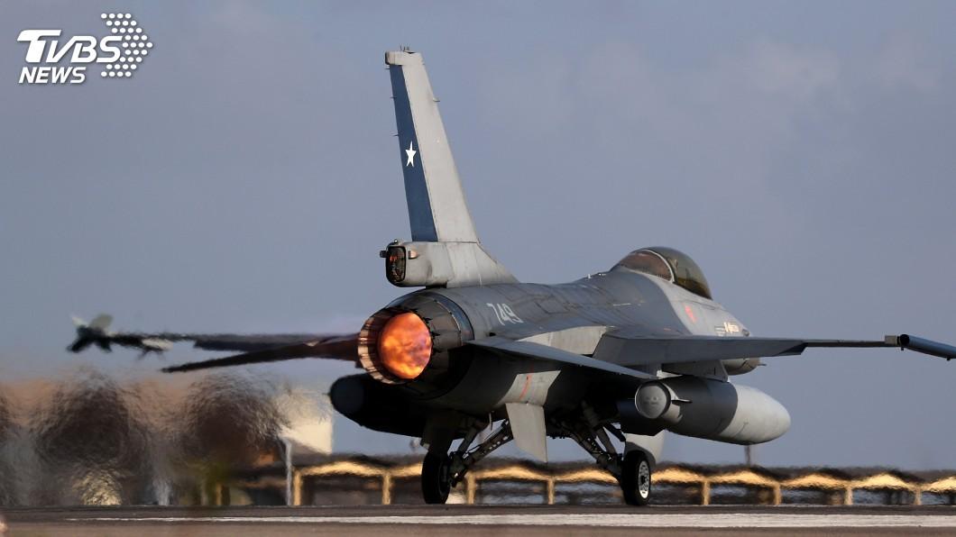 示意圖/圖/達志影像路透社 擬購F-16V戰機?空軍證實:已向美方提出採購需求