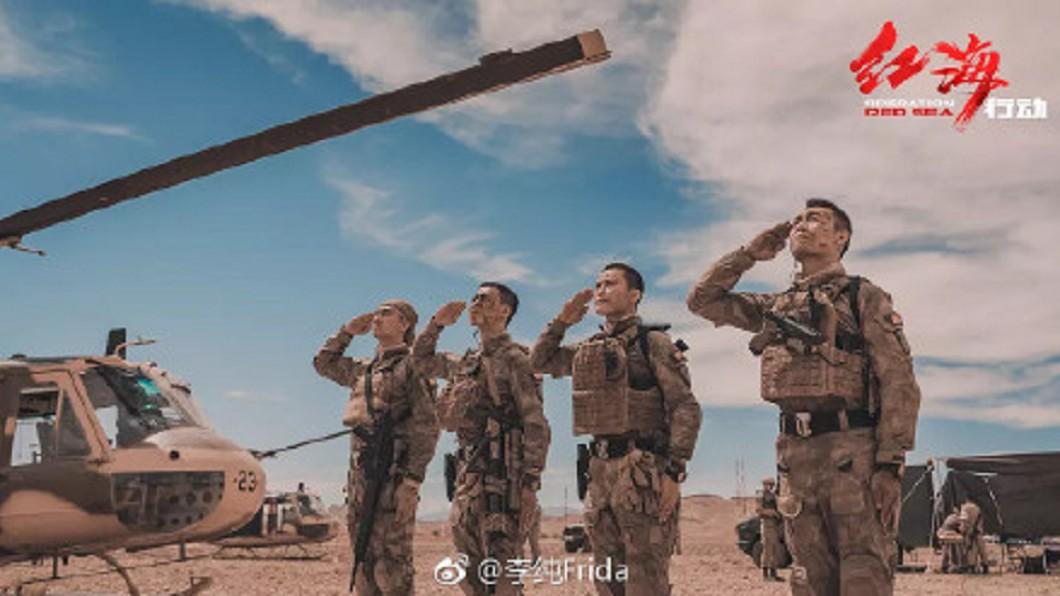 圖/翻攝自李纯LiChun微博 2018年陸總票房出爐 國產片包辦前4名