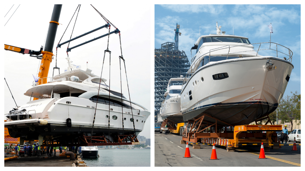 未來高雄港一旦成為「東方摩洛哥」,將帶動擁有這些豪艇的巨富,親自前來高雄港或愛河「泊位」登船出航,屆時不僅能為愛河愛情產業鏈帶來龐大消費商機,更能為高雄港打開全球知名度,成為全球擁有富豪遊艇群聚的亞洲新指標。   圖/高雄市海洋局