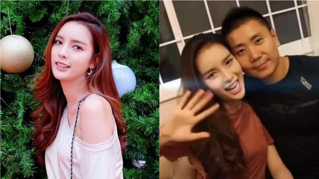泰國變性皇后妮莎擁有甜美的外表,不久前嫁給大陸土豪哥。圖/翻攝自Instagram、微博 娶到泰國超正變性皇后 土豪哥曝婚後「很性福」