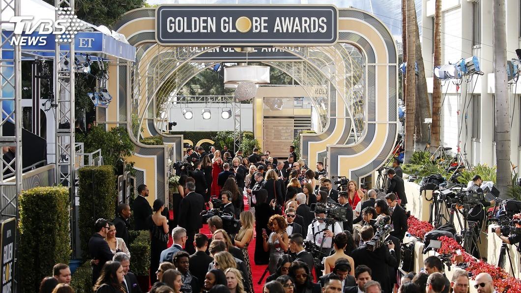 圖/達志影像路透社 第76屆金球獎 電視類得獎名單看這裡