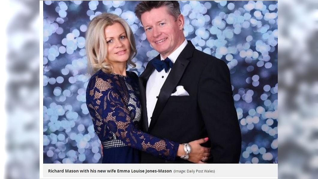 英國一名富豪和前妻離婚後,才知道3個兒子都非他親生,綠帽整整戴了超過20年。(圖/翻攝自Daily Post) 綠雲罩頂!富豪養大3兒20年 醫生告知:你終生不育