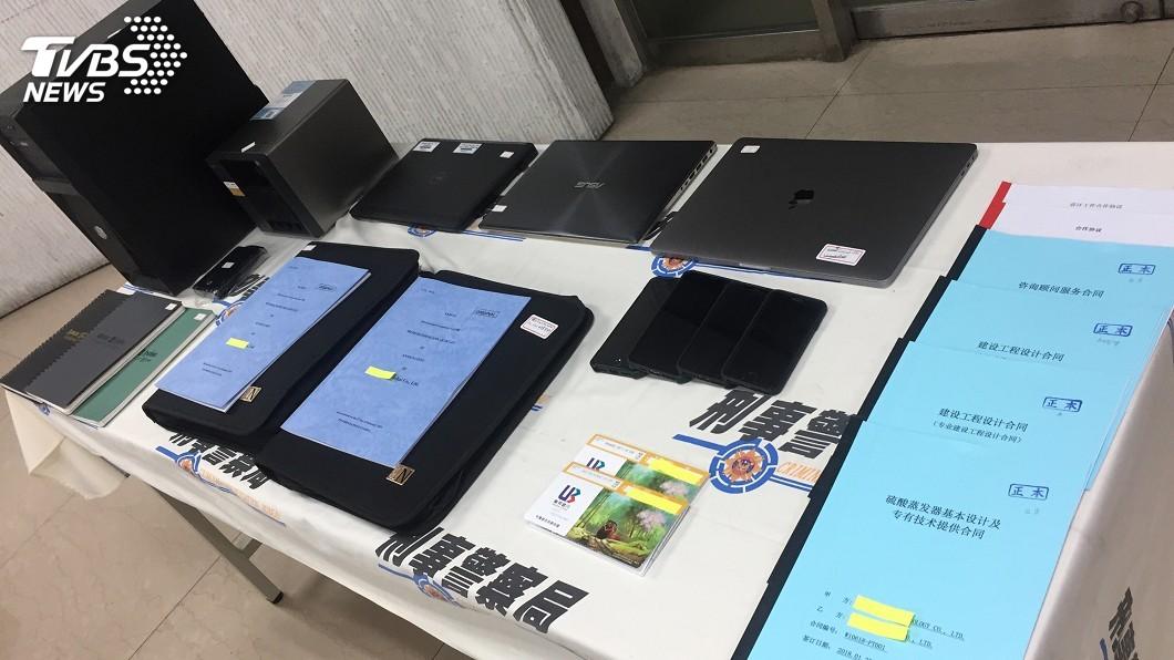 圖/中央社資料畫面 台灣巴斯夫遭竊機密案 桃園地檢署起訴5人