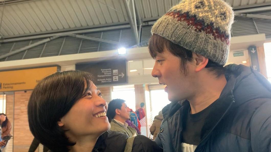 宥勝表示,進行結紮之後,老婆看自己的眼神都變了。圖/翻攝自臉書「宥勝之旅」