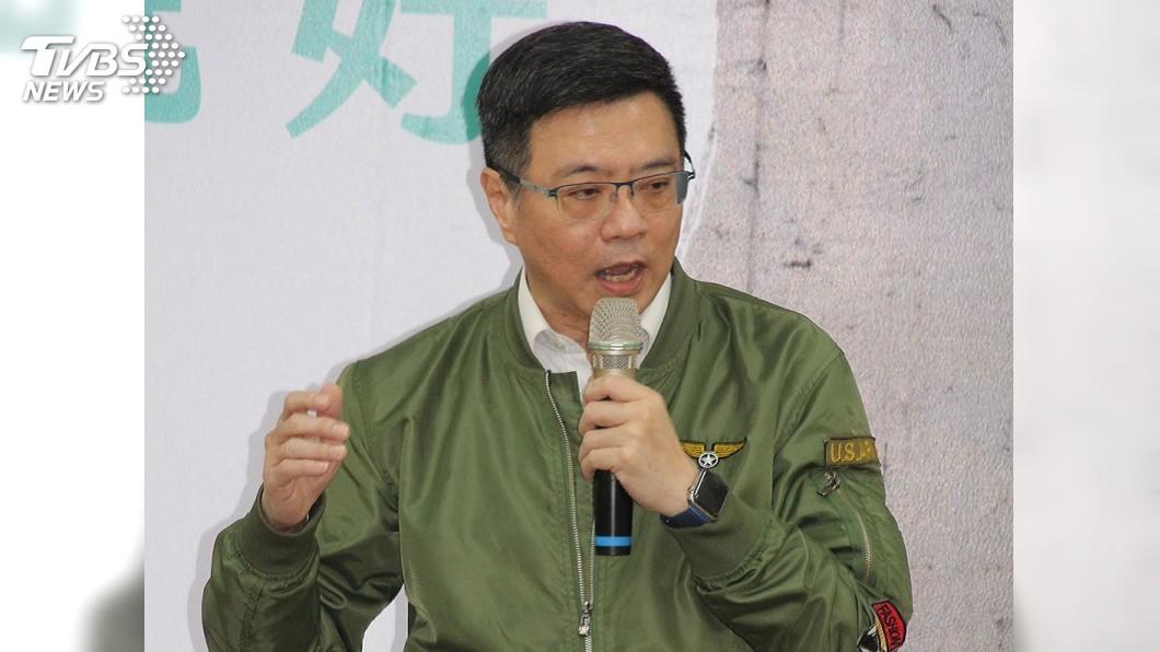 圖/中央社 總統聲量大漲 卓榮泰:把台灣力量增大了