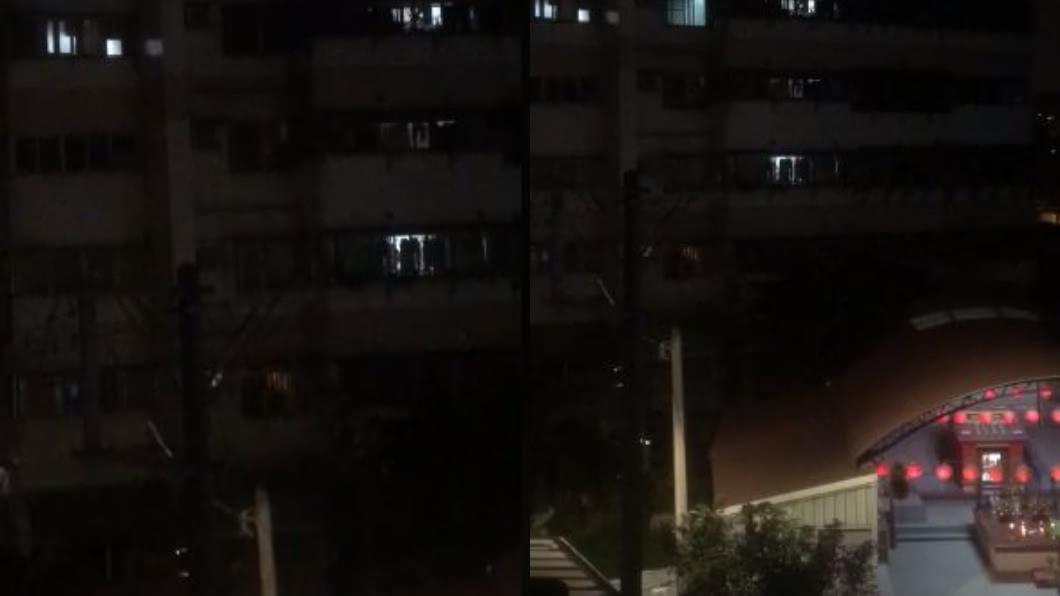 圖/翻攝自YouTube 女子嬌吟聲迴盪全社區 住戶崩潰:土地公都鎮不住