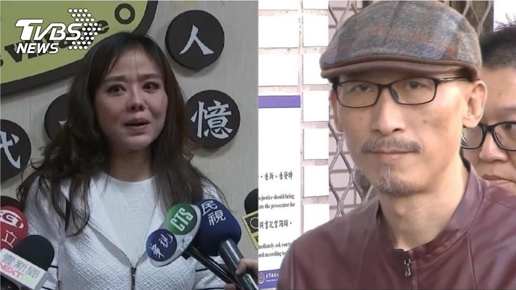圖/TVBS資料畫面 小潘潘為夫奔波患此病 拉下臉向董娘借2千萬