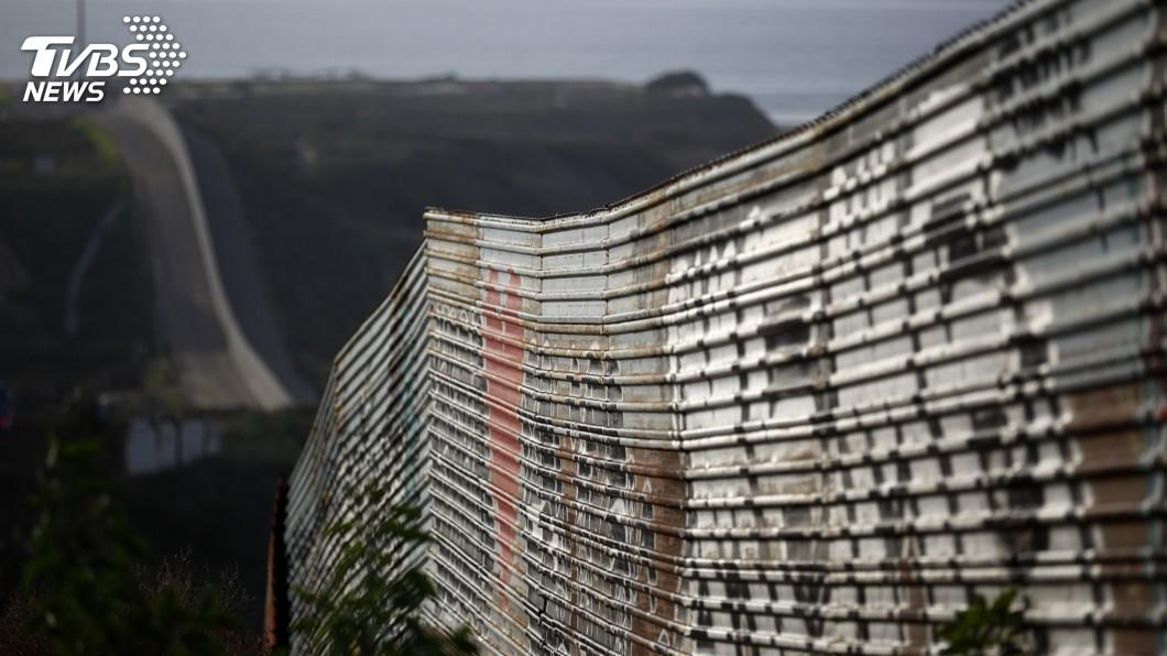 圖/達志影像美聯社 川普全國演說聚焦移民危機 籲國會撥款築牆
