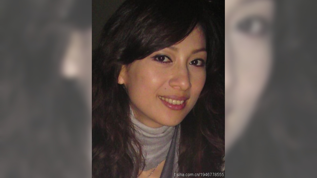 林以真是80年代台灣電視劇女神。圖/翻攝自林以真微博 80年代女神閃嫁為愛息影 林以真20年後近況曝光
