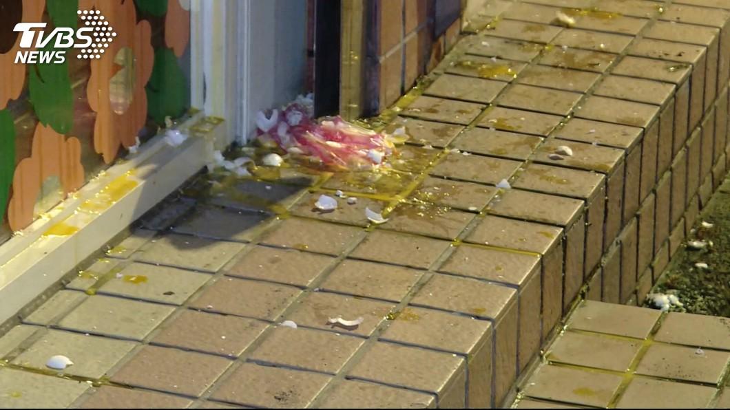 嗆「你想怎樣」托嬰中心被砸蛋!嚇壞急求警察保護