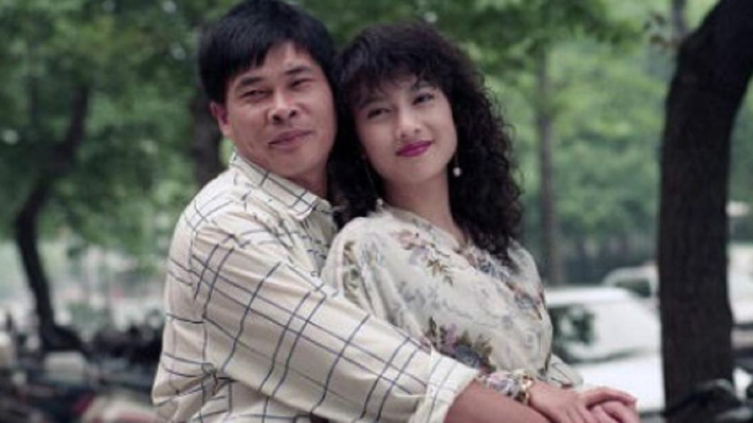 林以真是80年代台灣電視劇女神。圖/翻攝自林以真微博