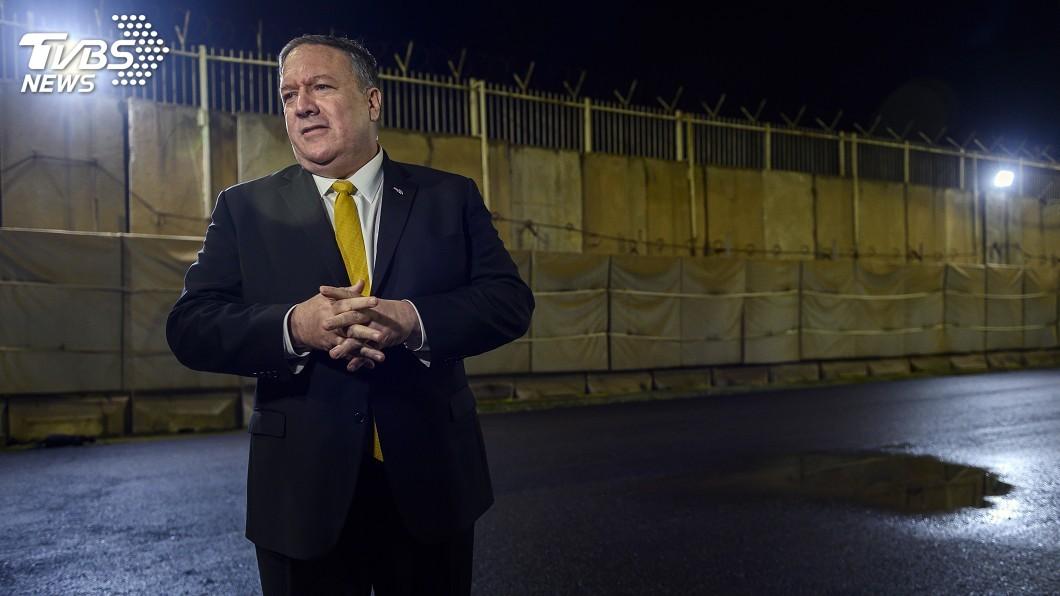 圖/達志影像美聯社 美國務卿訪伊拉克:保護庫德族 免受土耳其威脅