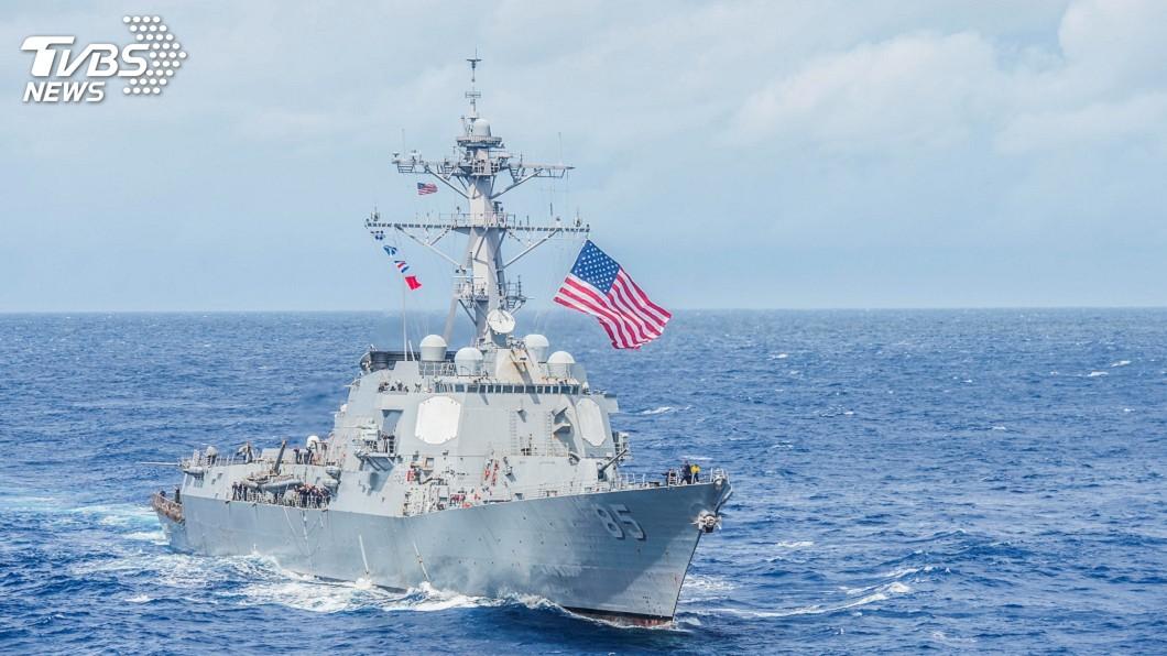 圖/達志影像路透社 美軍艦進入西沙群島 越南:各國應尊重國際法
