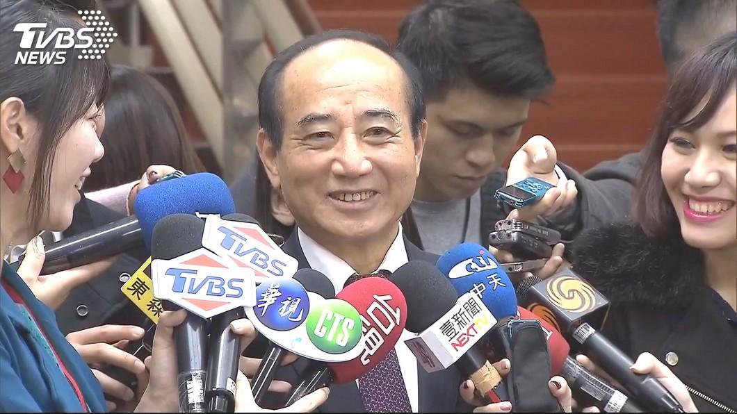 圖/TVBS資料畫面 被拱選總統!王金平比喻「像剝洋蔥」 鬆口講這句