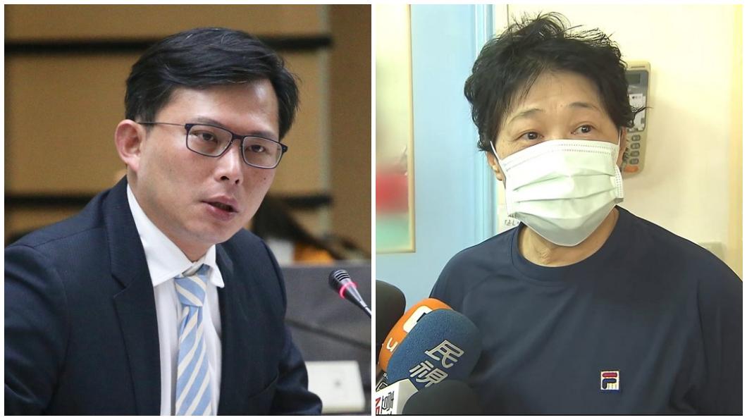 圖/TVBS 「你想怎樣」主任讓戰神怒了!要出這招送她入監