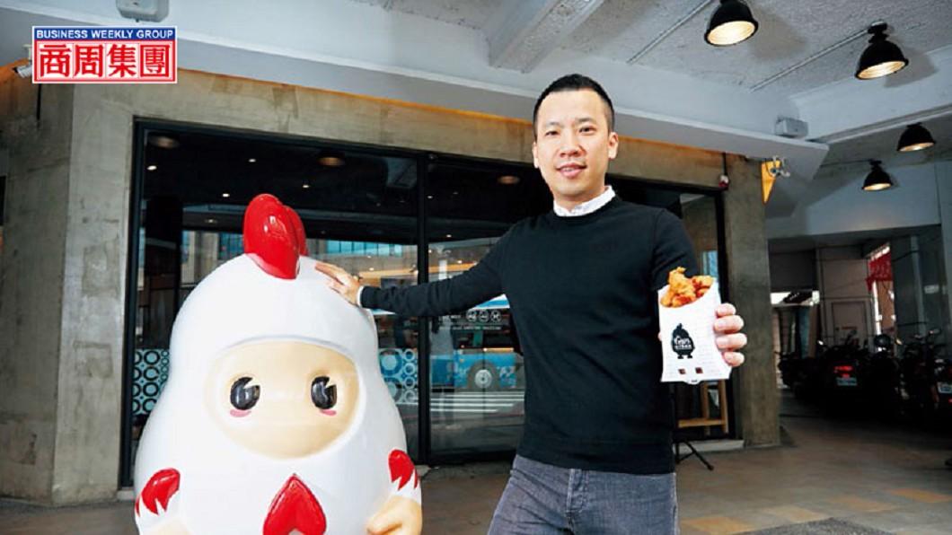 圖/商業周刊 【商周】台式炸雞攤攻加拿大 另闢「美式快休閒」路線