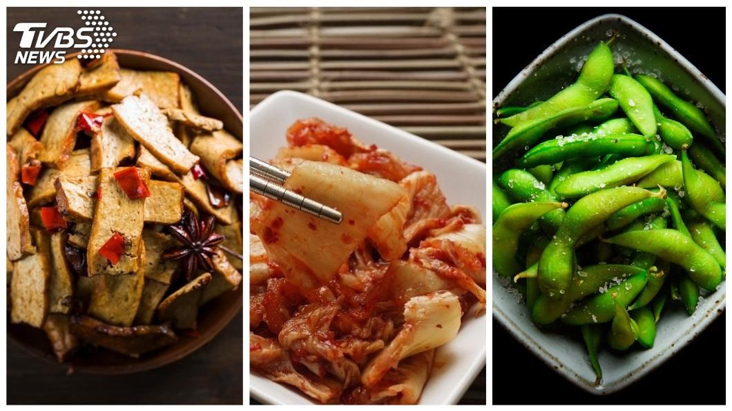 但最近有網友分享自家的尾牙,不但辦在KTV,而且還把豆干、泡菜和毛豆列入菜色,讓人覺得超寒酸。(示意圖/TVBS)