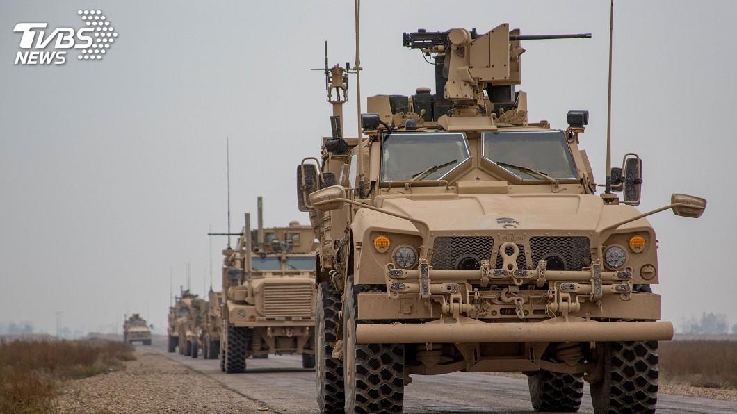 圖/達志影像路透社 川普不是說說而已 美國務卿:一定會撤軍敘利亞