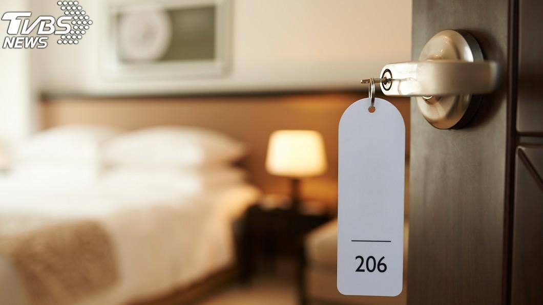 飯店示意圖/TVBS