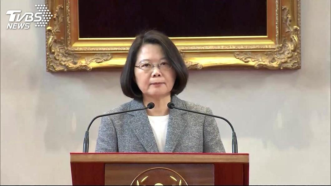 圖/TVBS 籲總統改當閣揆被批無知 高潞盼開啟修憲契機