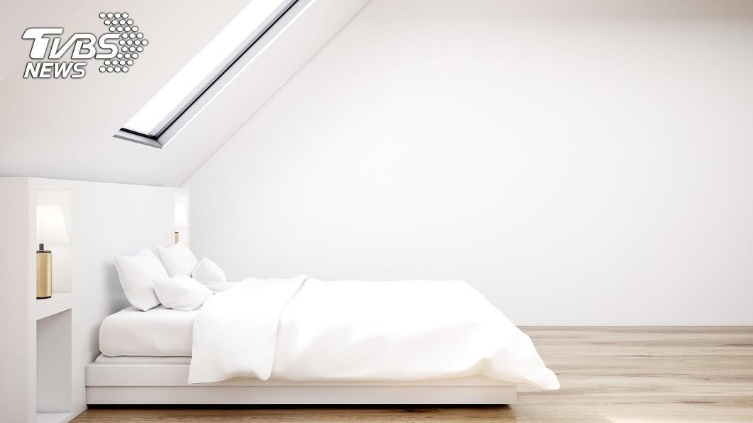 有網友建議原PO可以讓房間多點設計感。示意圖/TVBS