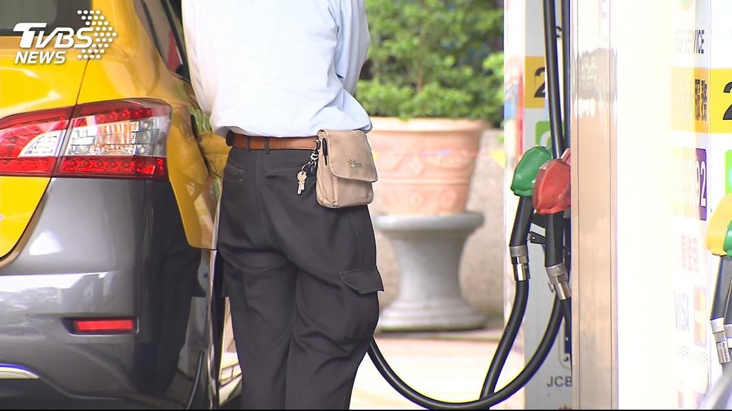 圖/TVBS 加油要快!油價連5漲 估下週汽油上漲0.2元