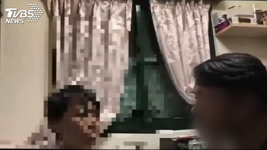 圖/TVBS 「肉圓男」背景硬 家屬搶記者手機嗆:我要告你