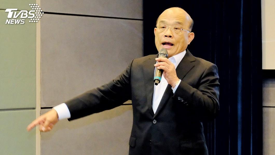 圖/TVBS資料畫面 立院15日開議 蘇揆要求首長親自出席總質詢