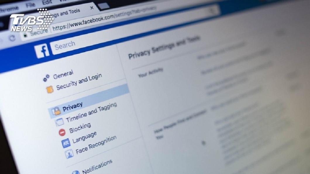 現代人常會使用臉書這樣的社群網站。(示意圖/TVBS) 只是加臉書好友…醋男大街持刀砍「情敵」 半顆肝沒了