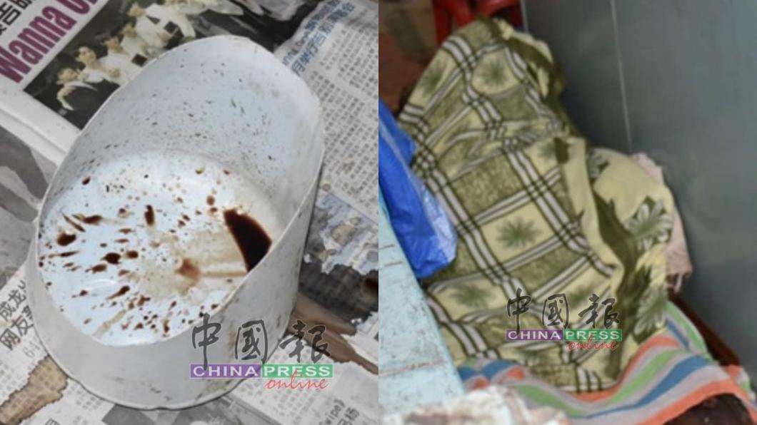 圖/翻攝自中國報  早餐被滴屍水…客人氣投訴 警上樓驚見恐怖腐屍