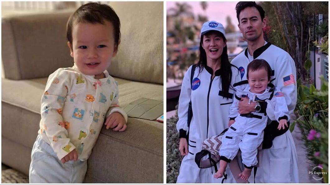 圖/翻攝自Janet謝怡芬臉書 神童!1歲兒會4種語言+手語 Janet驚呆了