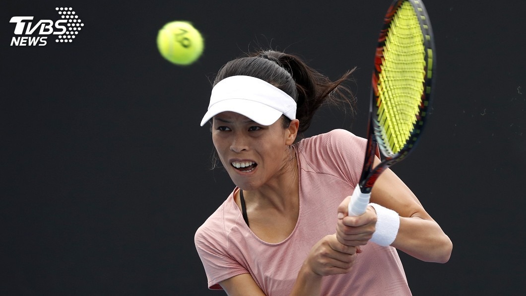 圖/達志影像路透社 杜拜女網賽擊退強敵柯貝 謝淑薇逆轉晉8強