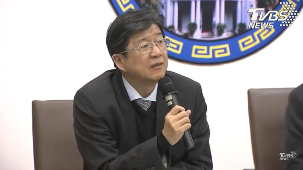 監委蔡崇義。圖/TVBS