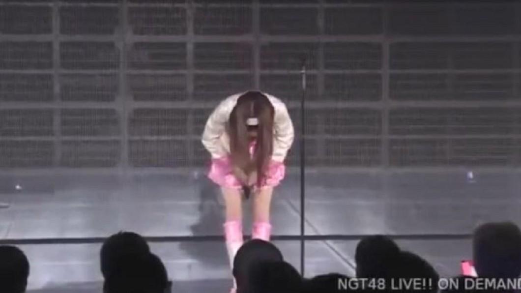 圖/翻攝自NGT48 LIVE!! ON DEMAND