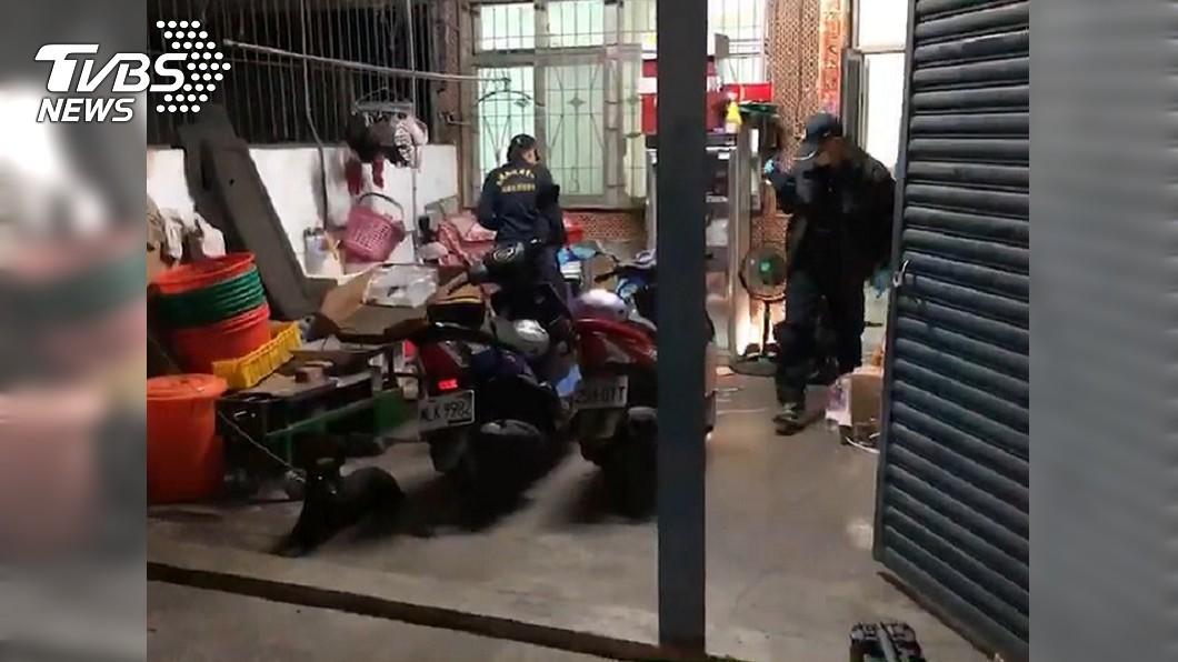 示意圖/TVBS 南投槍擊案!婦人遭討債開槍 兇嫌飲農藥尋短