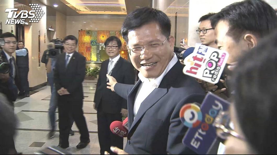 圖/TVBS 春節「10休1」?林佳龍一招話讓49業者全遵勞基法