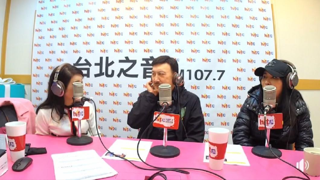 圖/翻攝自Hit Fm聯播網-周玉蔻嗆新聞臉書