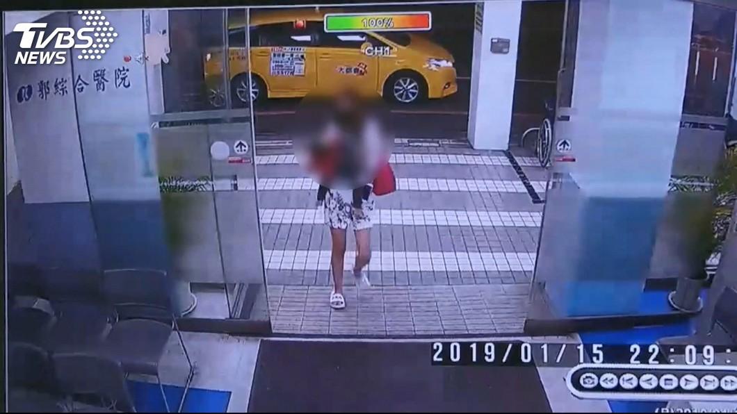 圖/TVBS 媽媽虐打! 1歲多女童全身瘀青致死