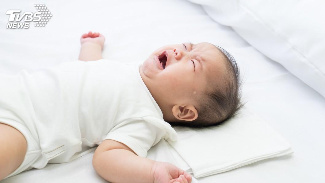 示意圖/TVBS 不耐幼兒哭鬧 研究:小爸媽較易釀兒虐憾事