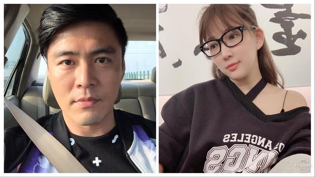 圖/翻攝自劉至翰、林子瑄臉書 曾為挽回劉至翰吞藥 前妻林子瑄揭8年前「婚變內幕」