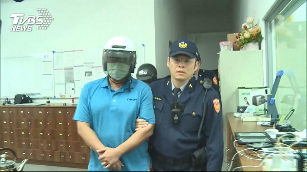 圖/TVBS資料畫面 台南1歲女童虐死案二審判決 2人無期1人18年
