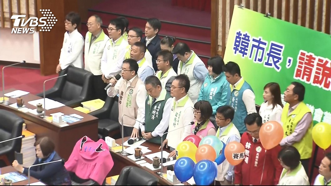 議會質詢示意圖,和本文無關。圖/TVBS