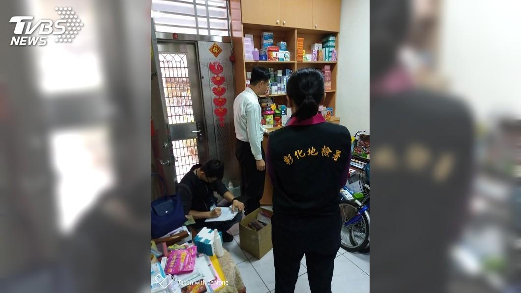 圖/中央社 男子假扮醫師看病賣藥 涉犯詐欺遭羈押禁見