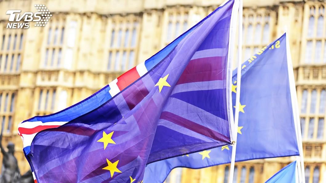 示意圖/TVBS 歐盟談判代表:對避免英國無協議脫歐不樂觀