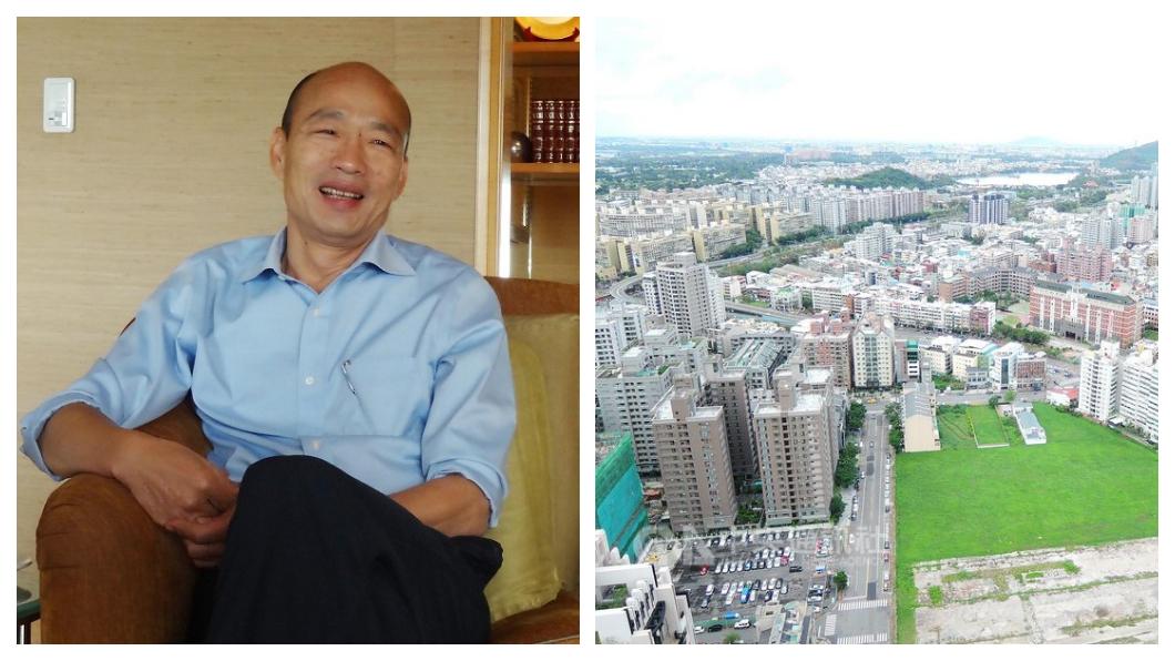 「韓流」效應!日本房地產界也風靡?高雄房地產界認為韓國瑜(左圖)對促進觀光,為飯店、消費帶來人潮和商機,短期也許確有效果,但是否能對大高雄的房地產帶來實質買房效益?值得觀察。   圖/中央社