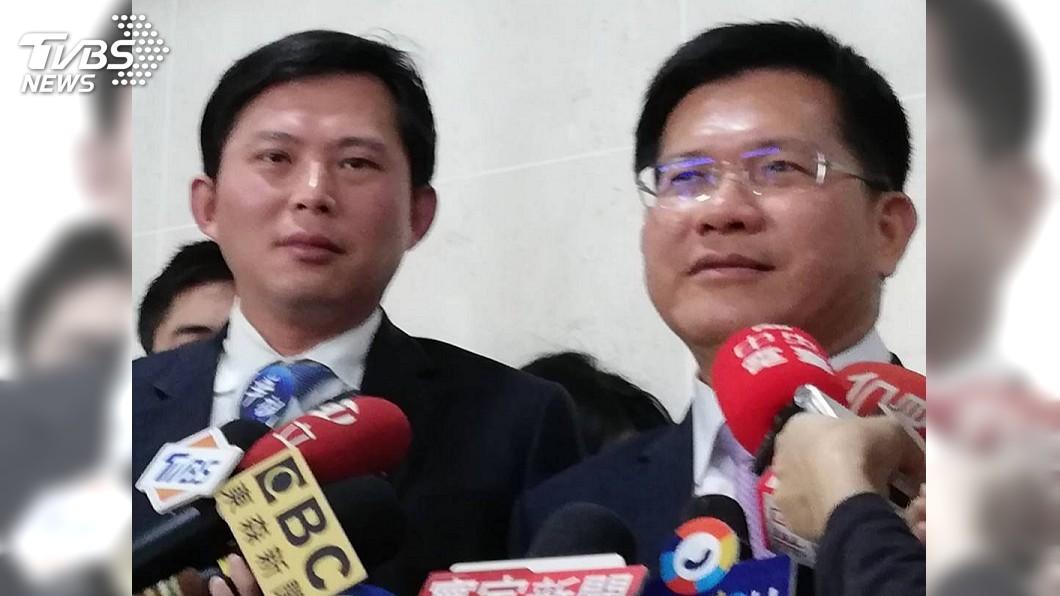 圖/中央社 林佳龍展誠意 下週親訪普悠瑪罹難者家屬談賠償