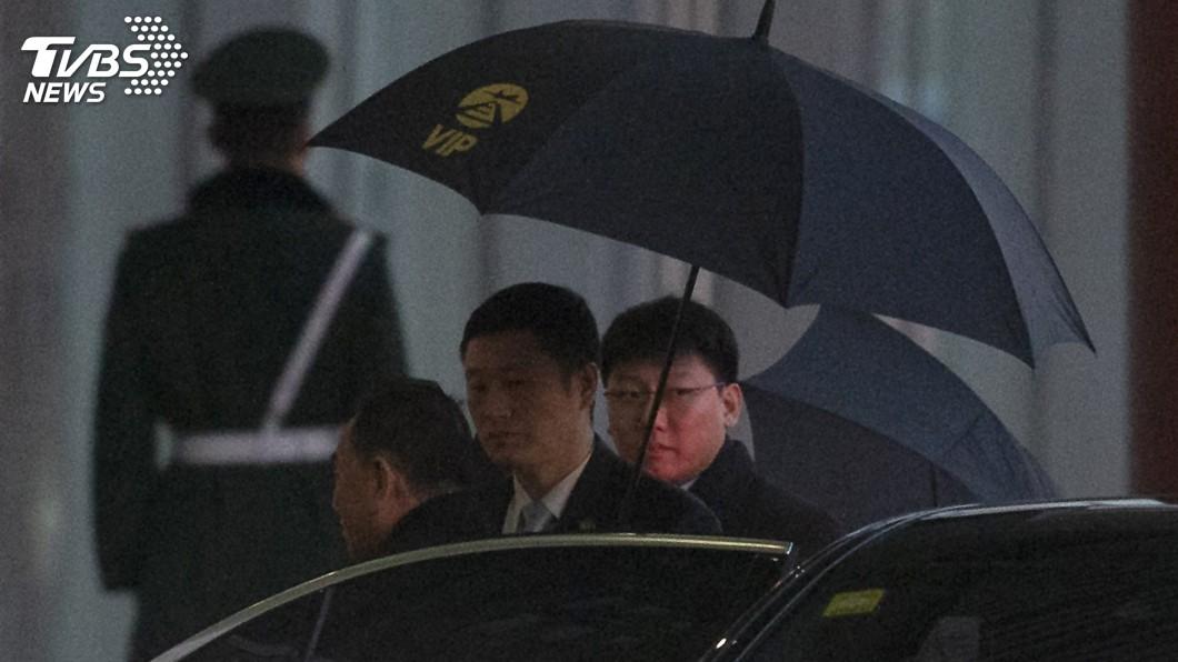 圖/達志影像美聯社 北韓特使抵美 料與龐佩奧會面談2次川金會