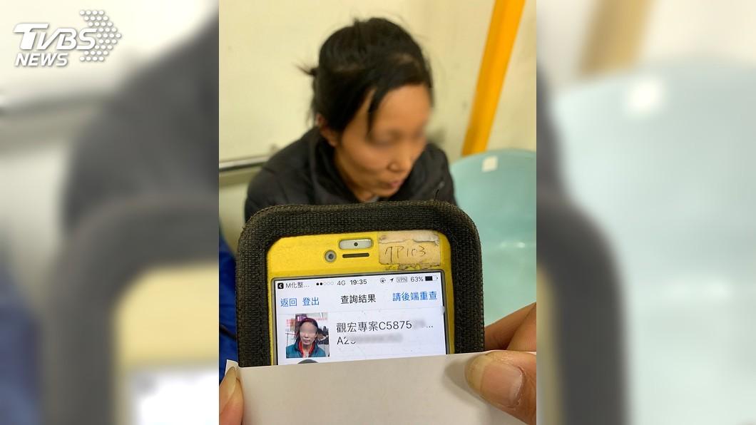 圖/中央社 10越南籍移工桃園落網 1女為觀宏專案脫團客