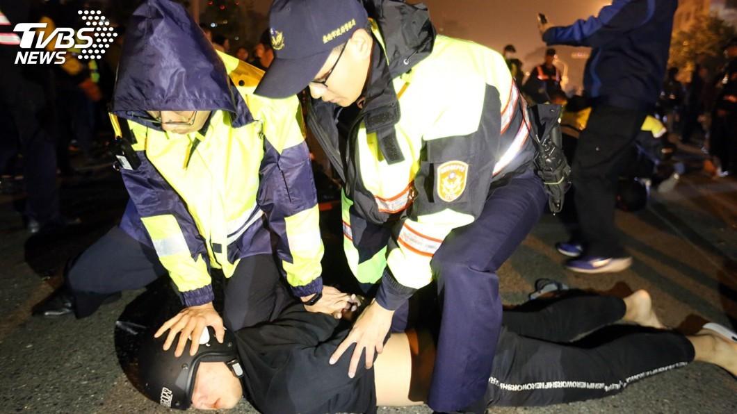 圖/中央社 虐童案直播惹議 警政署肯定員警應變處置